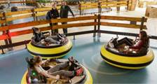 Bumper Cars at Center Parcs Les Bois-Francs