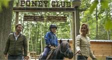 Pony rides at Center Parcs Les Bois-Francs