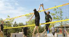 Beach Volleyball (outdoor) at Center Parcs Bispinger Heide