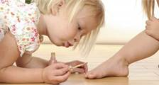 Kids Nailstudio at Center Parcs Bispinger Heide