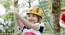 High Adventure Kids at Center Parcs Park Bostalsee