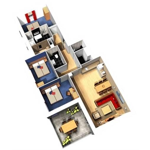 Center Parcs De Eemhof Waterfront Suite.Px Waterfront Suite Eh906 At Center Parcs De Eemhof Parkexplorer Com