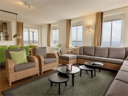 Px waterfront suite eh at center parcs de eemhof