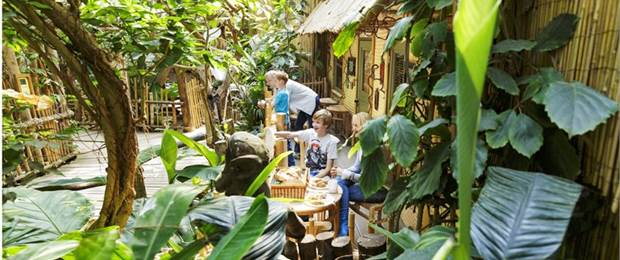 Px Jungle Cabana Hb99 At Center Parcs Het Heijderbos