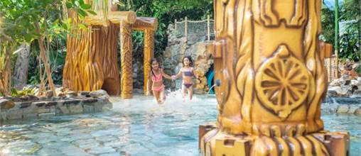 Px Childrens Pool At Center Parcs Het Heijderbos Parkexplorercom