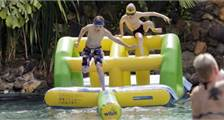 Cool Factor: Aqua Battle at Center Parcs De Huttenheugte