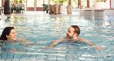The Pool activities at Center Parcs Parc Sandur