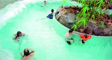 Lazy River at Center Parcs De Vossemeren