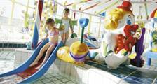 Children's pool at Center Parcs Park Zandvoort