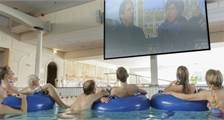 Aqua Cinema at Center Parcs Park Zandvoort